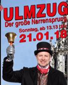 Plakat Ulmzug 2018