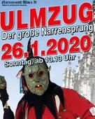 Plakat Ulmzug 2020